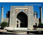 Майские праздники в солнечном Узбекистане