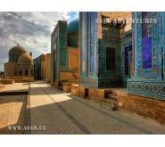 Uzbekistan - Oriental Fairy Tale
