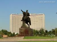 Экскурсии из Ташкента