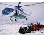 Хелиски, хелибординг в Узбекистане