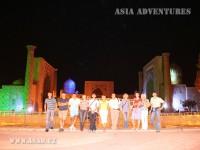 Инсентив туры в Узбекистане