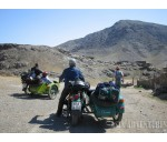Motorcycling in the Tien-Shan