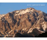 Bolshoy (Big) Chimgan Peak (3309 m)