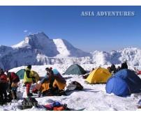 Communism (Somoni) Peak (7495m), Pamir