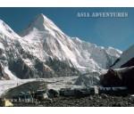 Khan-Tengri Peak (7010m), Tien-Shan