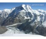 Korjenevskaya Peak (7105m), Pamir