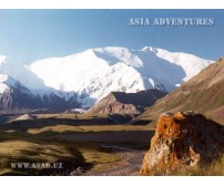 Lenin Peak (7134m), Pamir