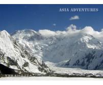 Pobeda Peak (7439m), Tien-Shan