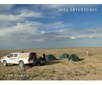 На джипах к Аральскому морю