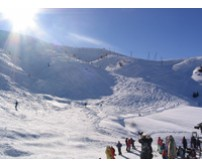 Ski resorts Chimgan and Beldersay