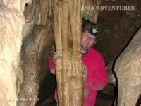 Speleo tours in Uzbekistan