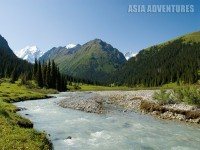 Треккинг в Кыргызстане