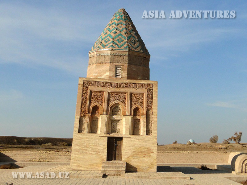 To UNESCO World Heritage in Central Asia