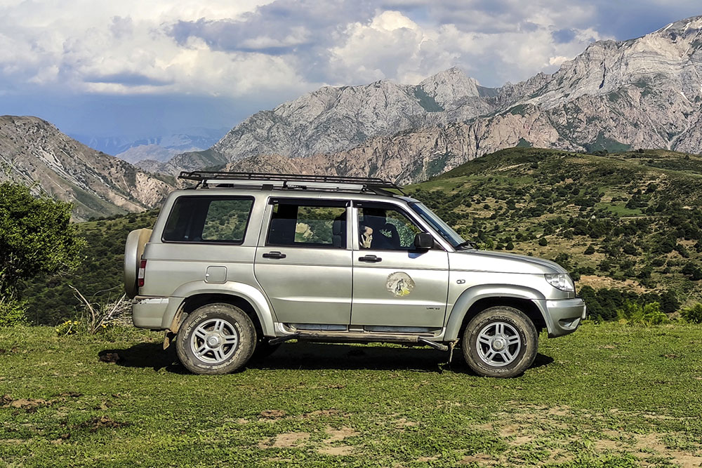 Jeep UAZ PATRIOT